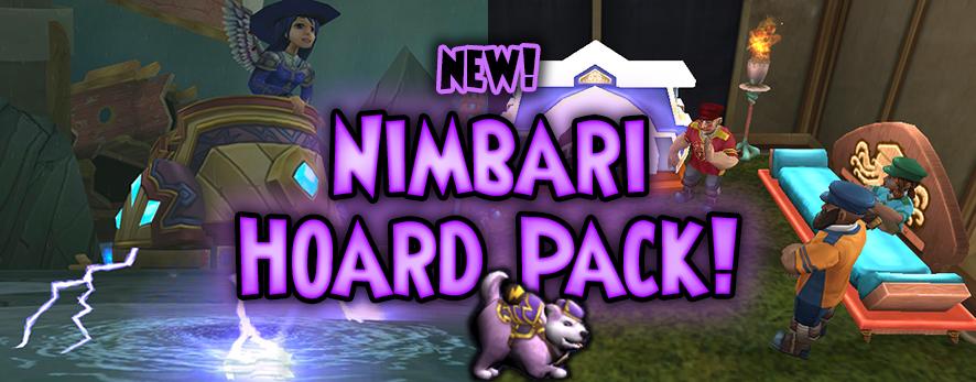 NEW Nimbari Hoard Pack | Ravenwood Academy