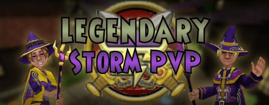 Legendary Storm PvP | Ravenwood Academy